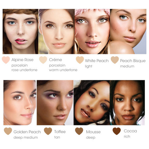 100 Percent Pure Healthy Skin Spf 20 Foundation Iron